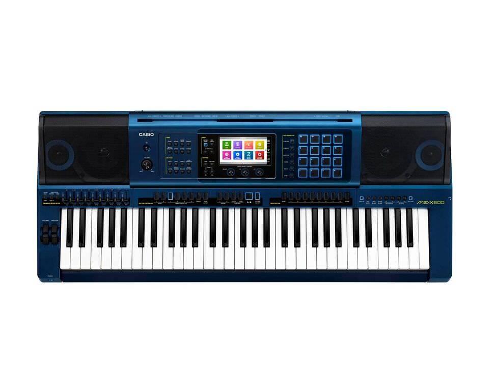 CASIO MZ-X500 - Keyboardy