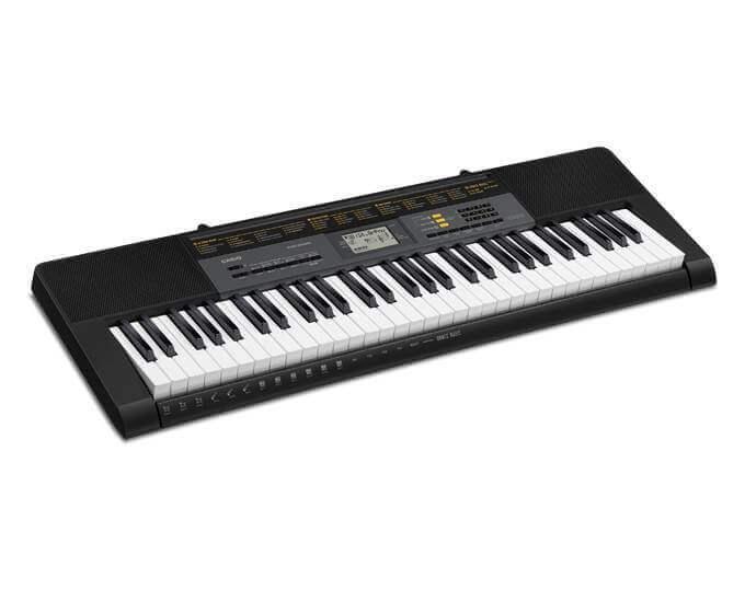 CASIO CTK-2500 - Keyboardy