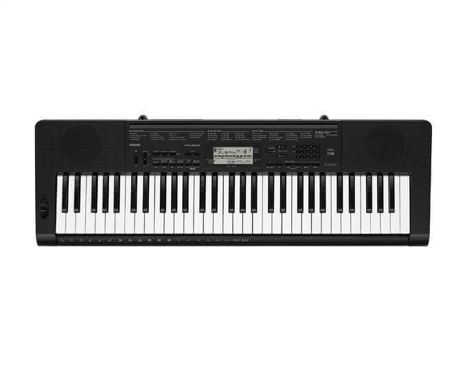 CASIO CTK-3500 - Keyboardy